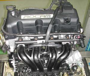 Мотор Duratec 8v