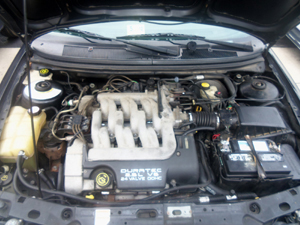 Мотор Duratec-VE