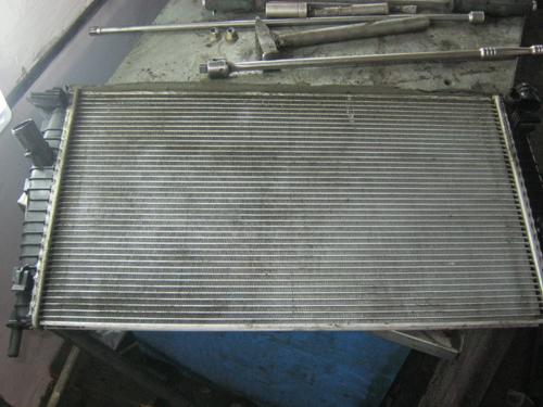Радиатор после мойки