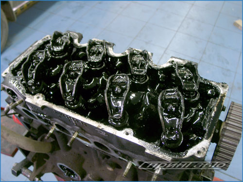 Плохая смазка двигателя